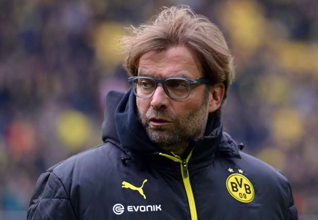 Jurgen Klopp fined by DFB for weekend outburst