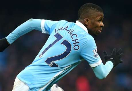 Iheanacho loses City award to Aguero