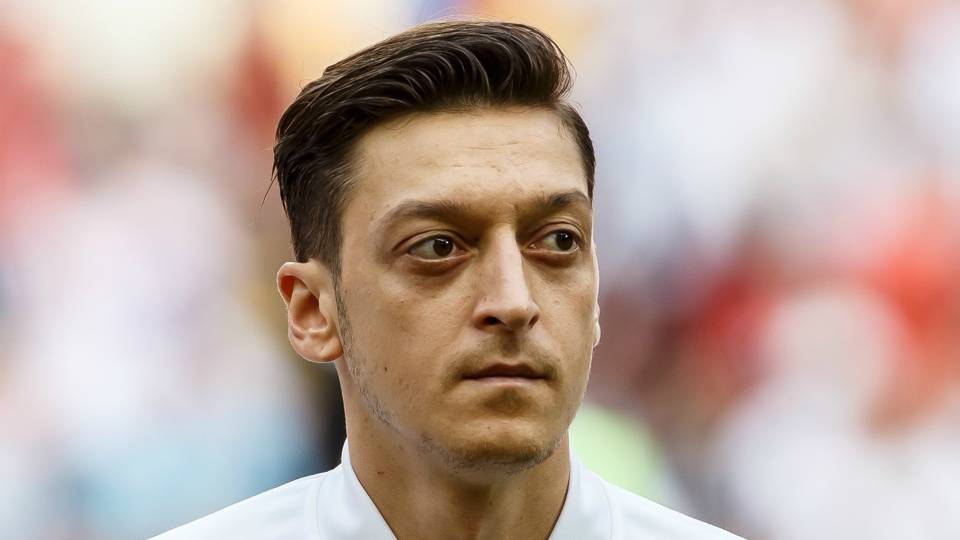 Germanys Mesut Ozil Retires From International Football Soccer