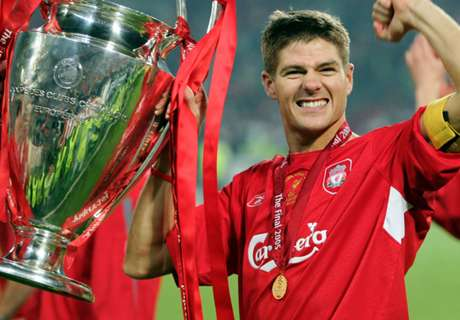 Cisse: Gerrard to be great manager