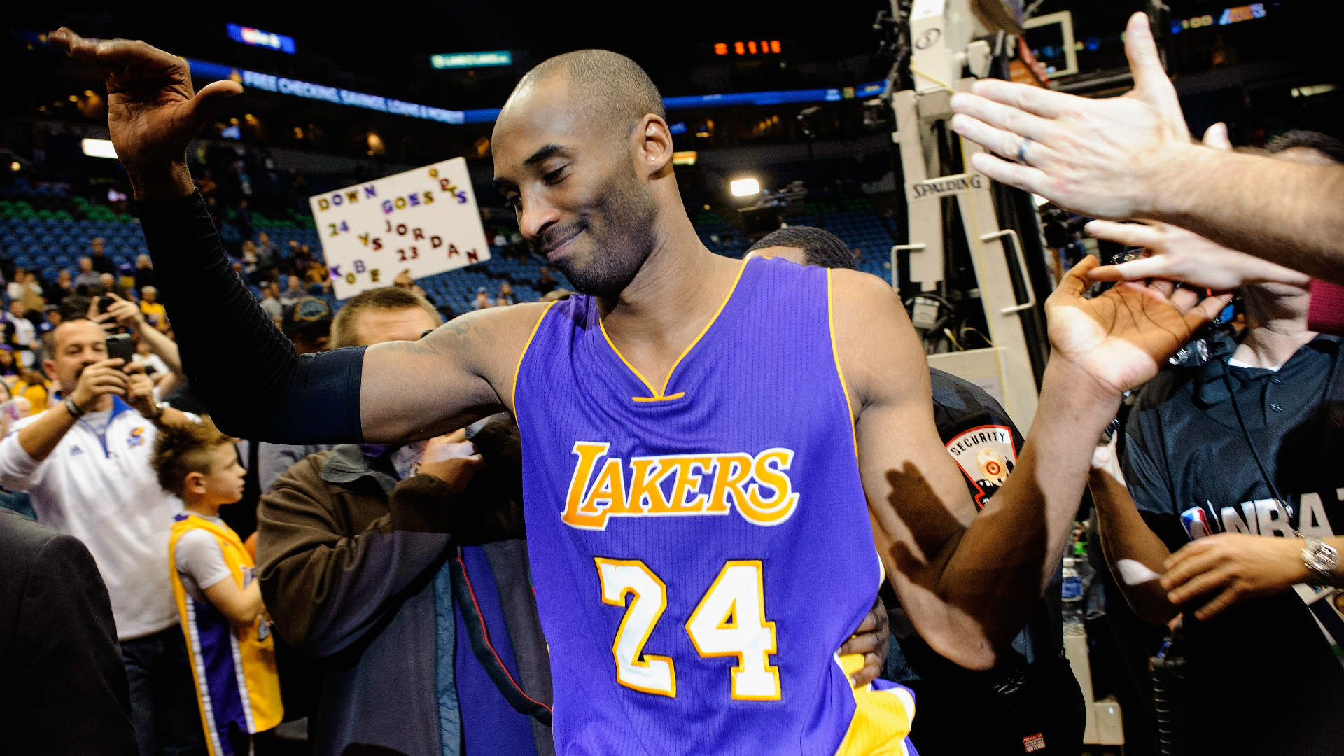 Kobe Bryant Announces His Retirement in Heartfelt Letter to Basketball ...