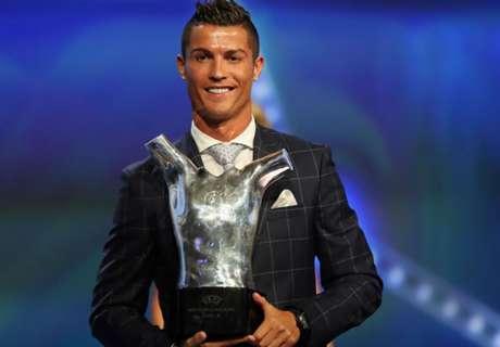 Apakah Ronaldo Tak Tertandingi Rebut Ballon D'Or?