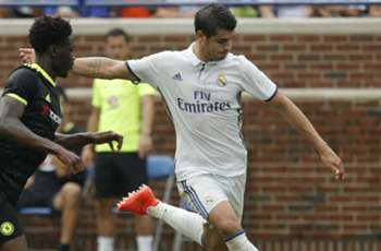 Zidane: Morata will remain a Madrid player