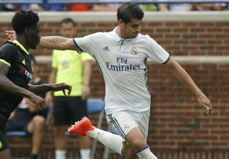Zidane: Morata will stay in Madrid