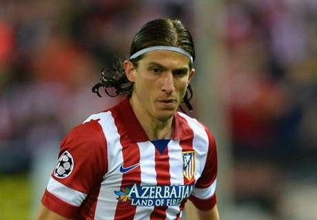 OFFICIEL - Filipe Luis de retour à l'Atlético Madrid