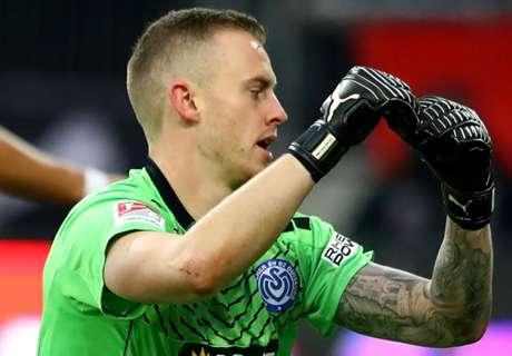 Bizarre Ingolstadt goal as keeper goes AWOL