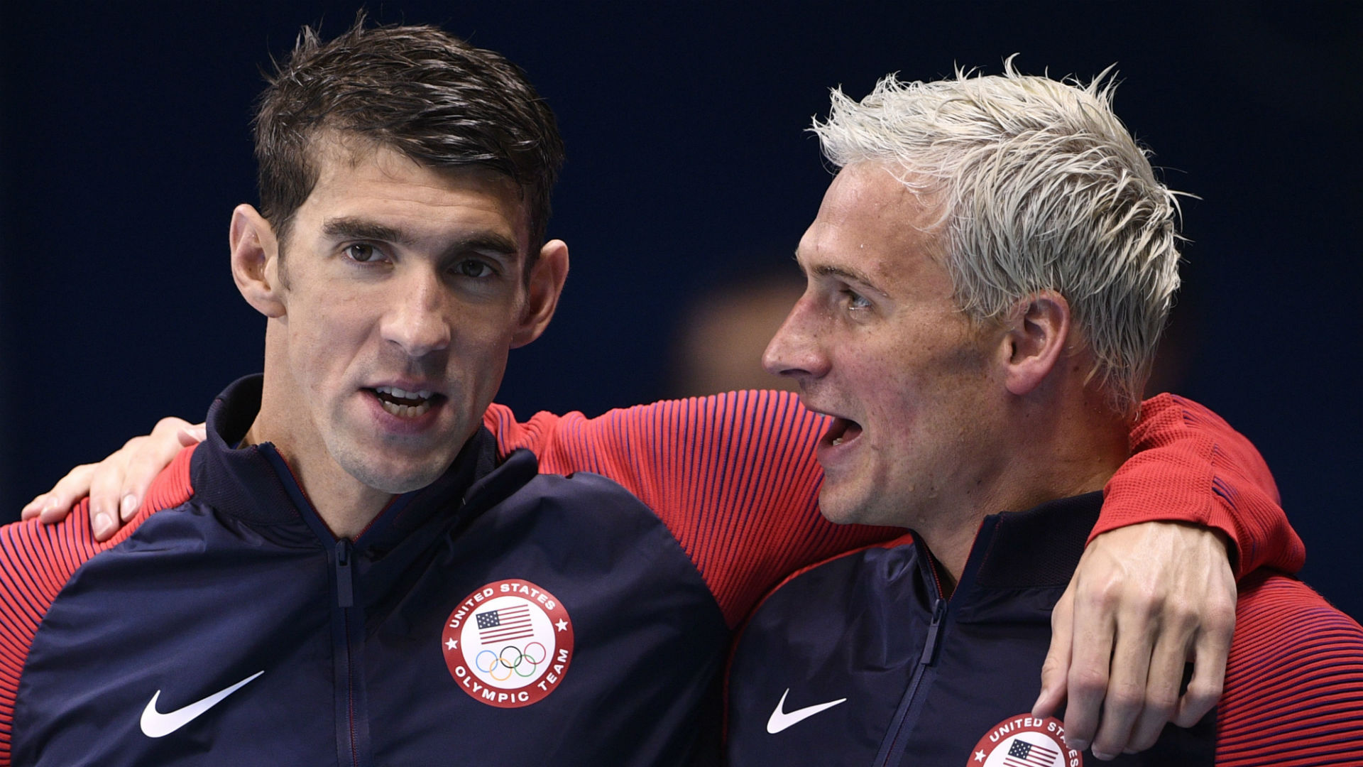Rio Olympics 2016 Ryan Lochte Prepares For Rivalry Race With Michael Phelps