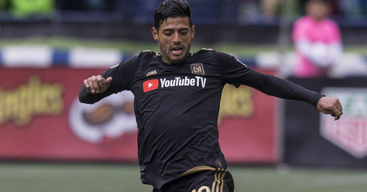 Mls Review Carlos Vela Strikes As Lafc Continue Perfect Start