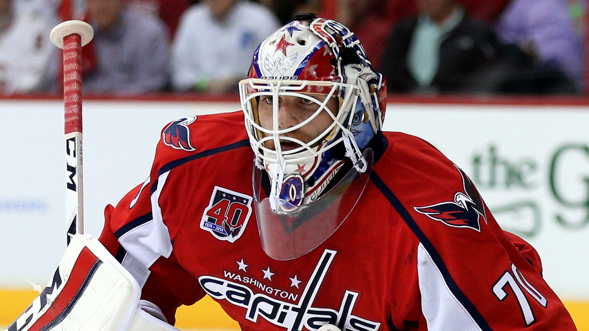 Stanley Cup playoffs roundup: Holtby, Capitals blank Rangers, take 2-1 series lead
