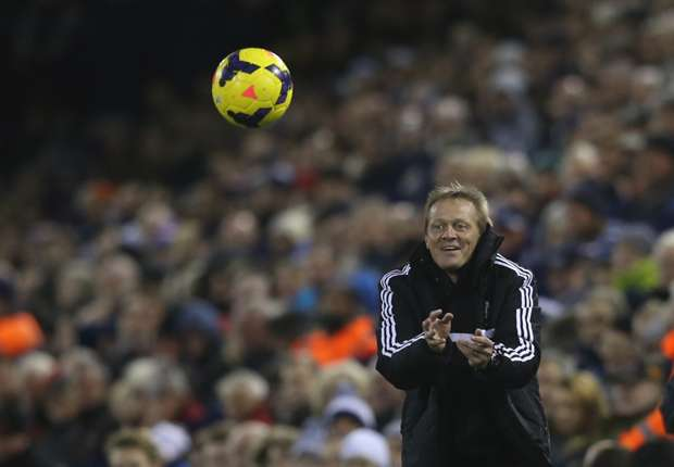 Caretaker boss Downing calls for end to West Brom uncertainty