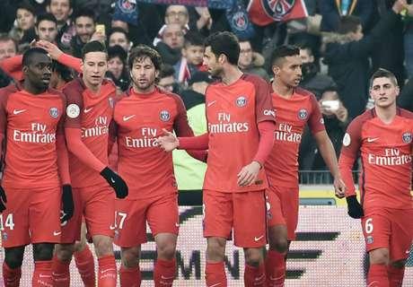 Bordeaux-PSG en direct commenté & statistiques live