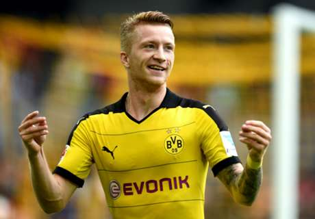 Reus bags three for BVB in Odd rout