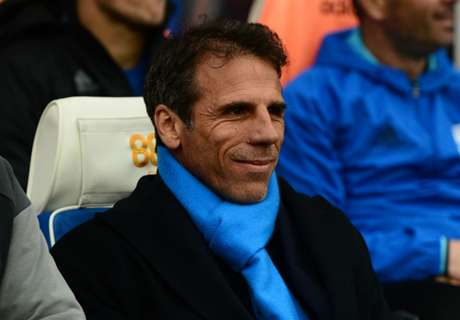 'This is a blessing' - Zola thankful for Sarri lifeline
