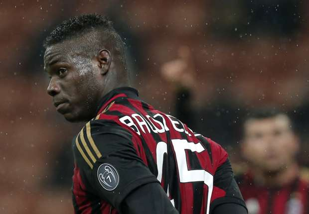 Mario Balotelli 'happy' at AC Milan