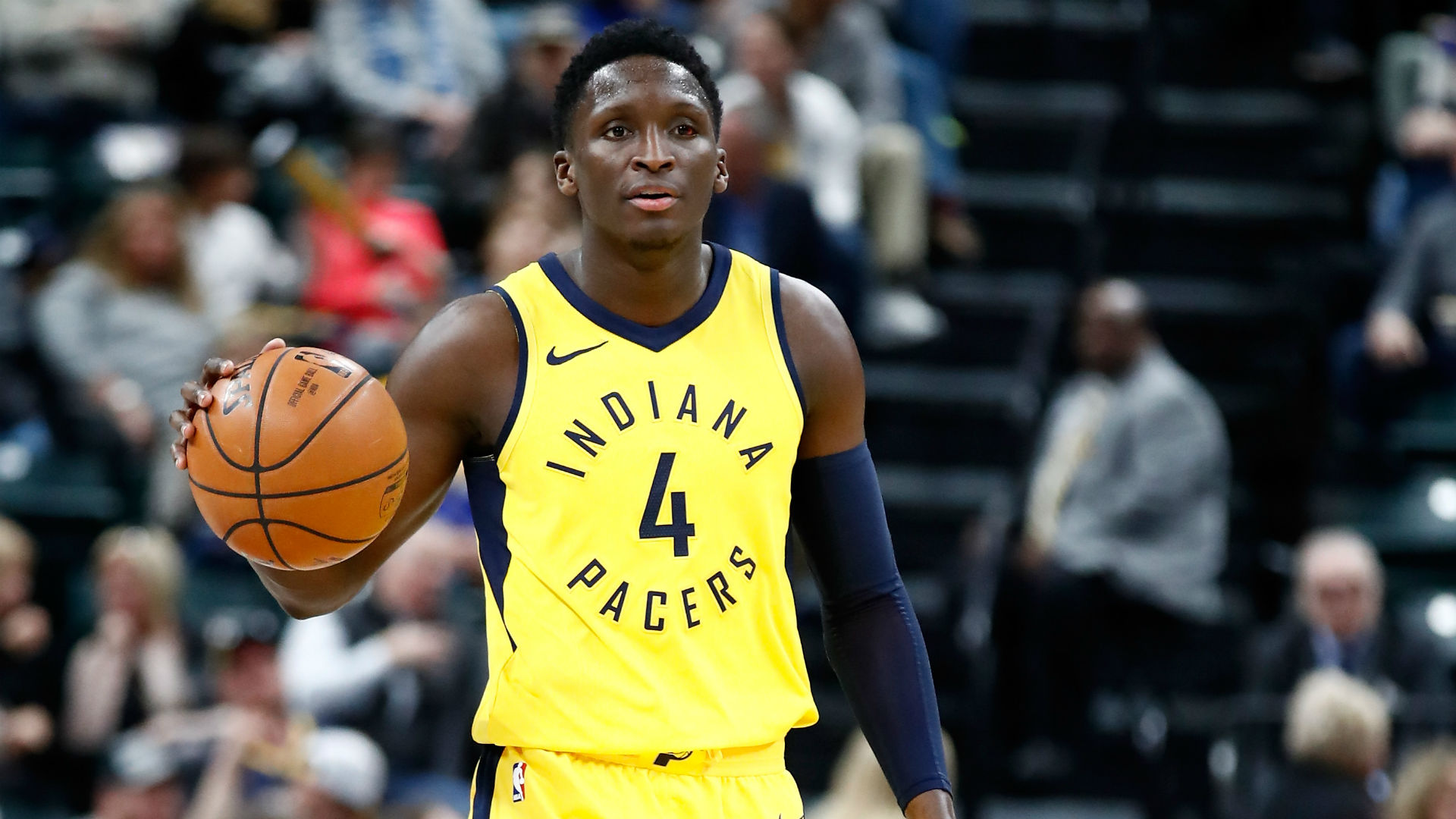 Victor Oladipo injury update: Pacers guard will start vs. Bucks