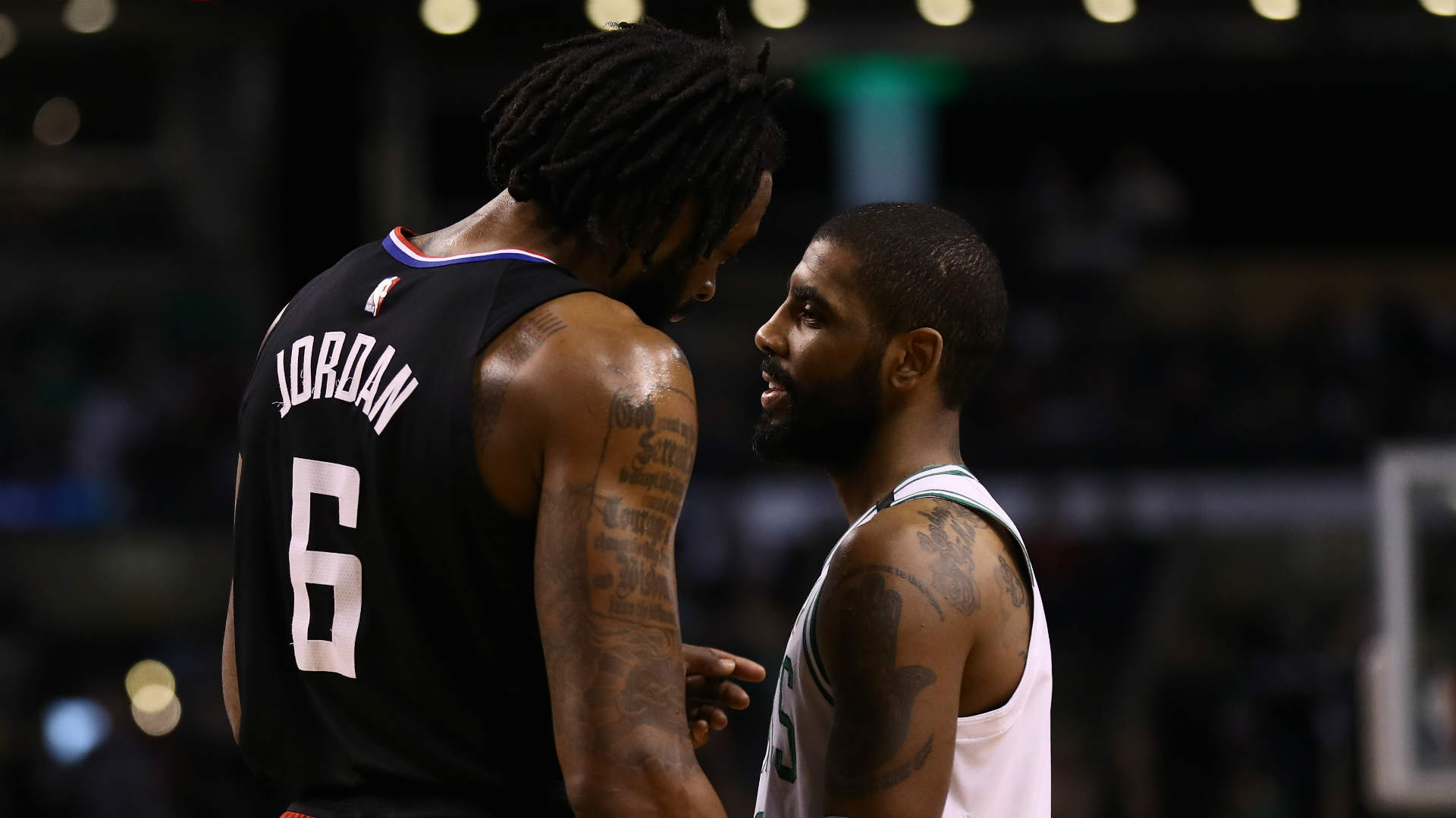 DeAndre Jordan leads Clippers past the Celtics