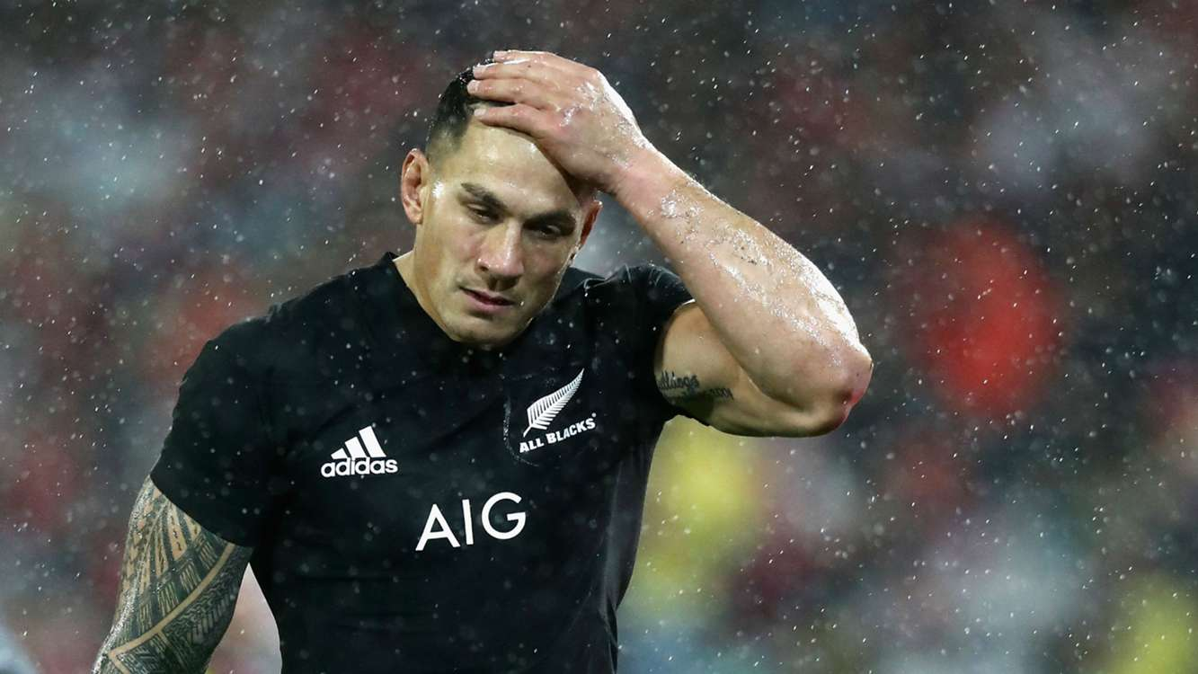 Sonny Bill Williams to miss first Bledisloe Cup clash