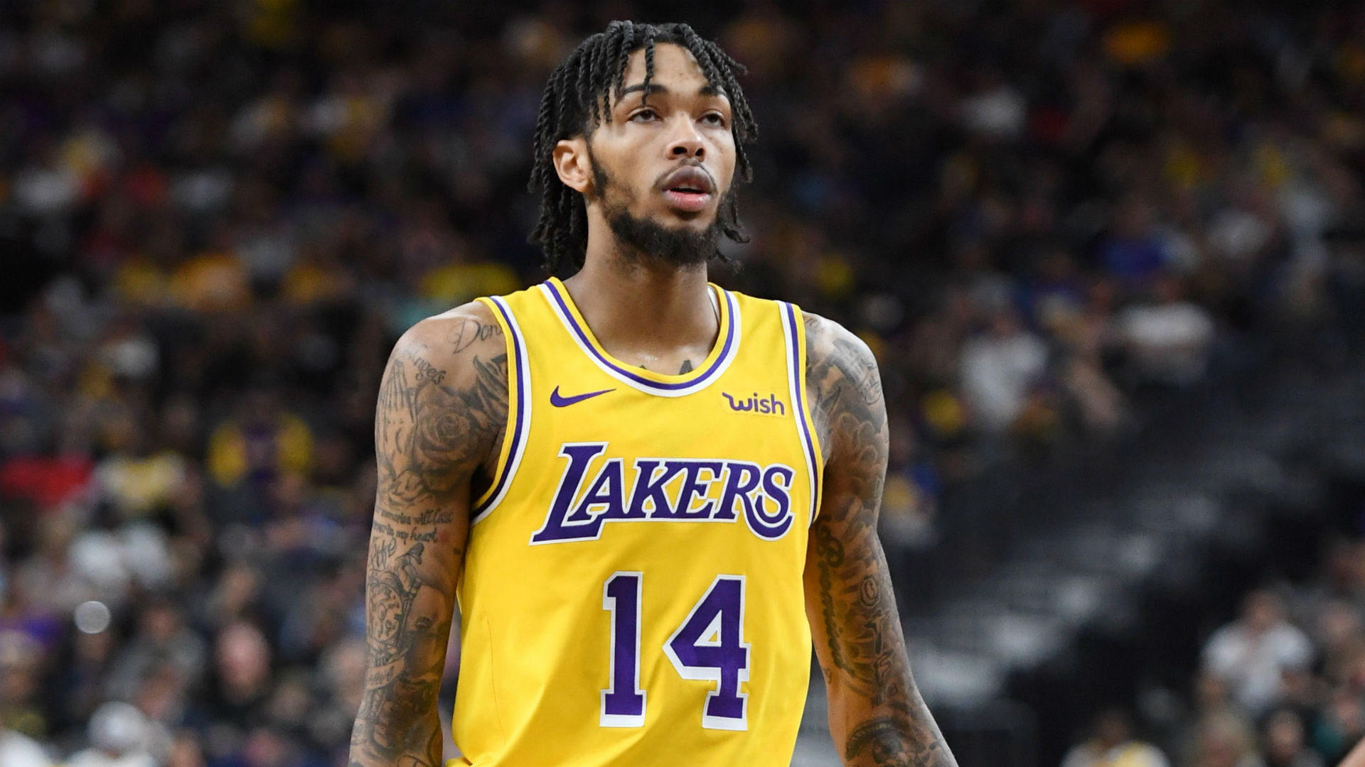 Lakers forward Ingram plans to be back next season after surgery