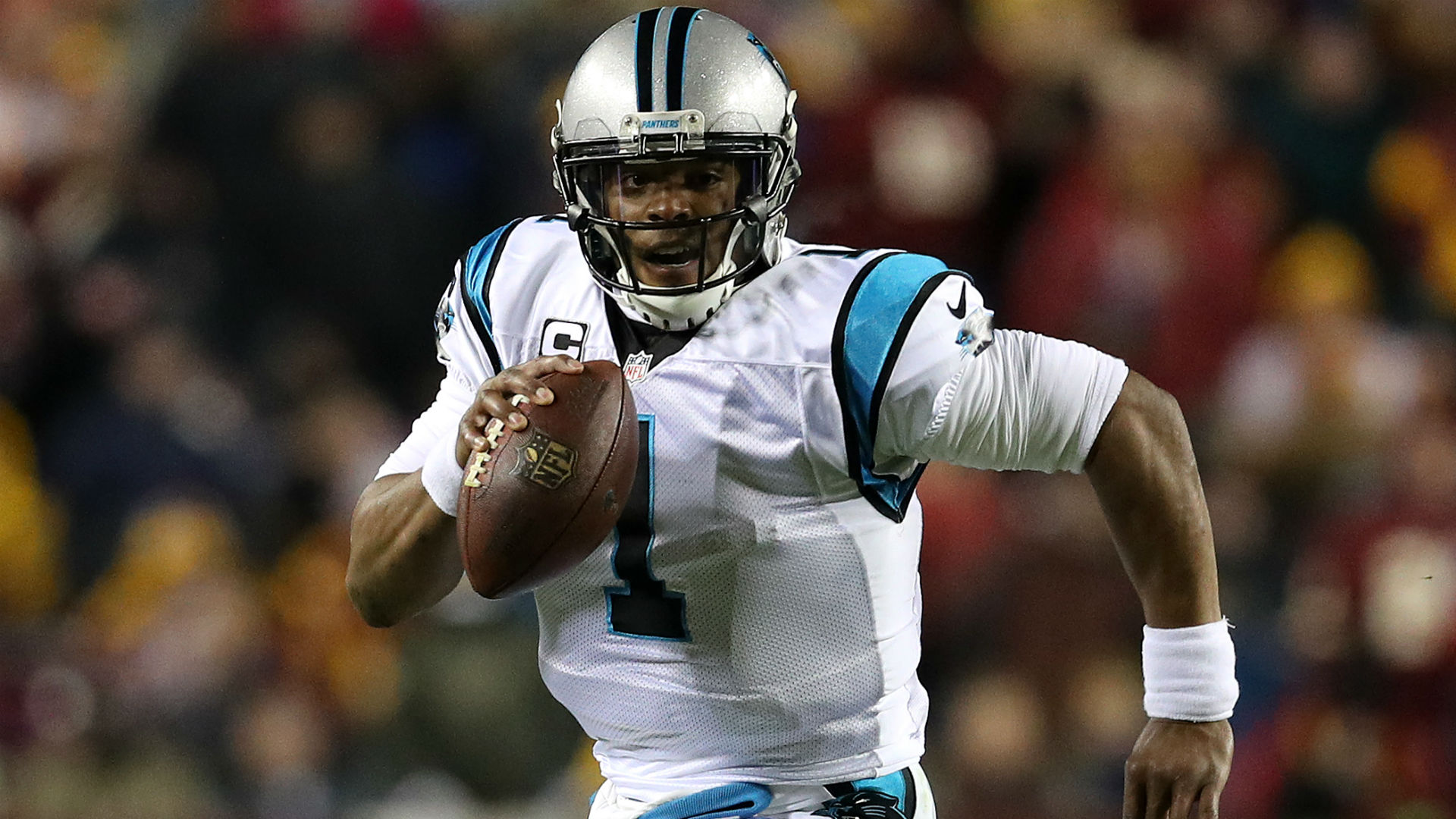 Carolina Panthers announce Cam Newton will not throw at minicamp