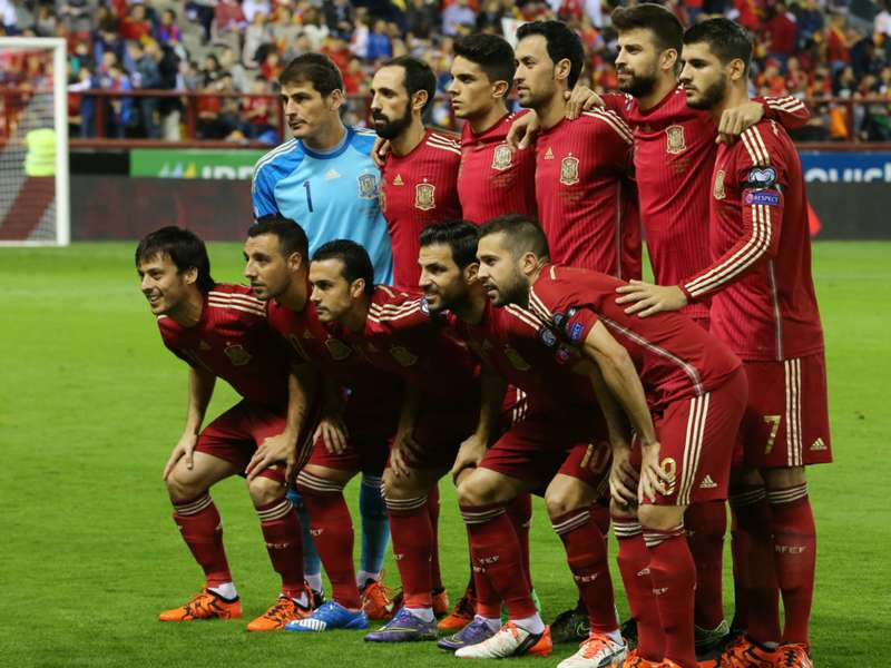 Spain to play Belgium in November friendly
