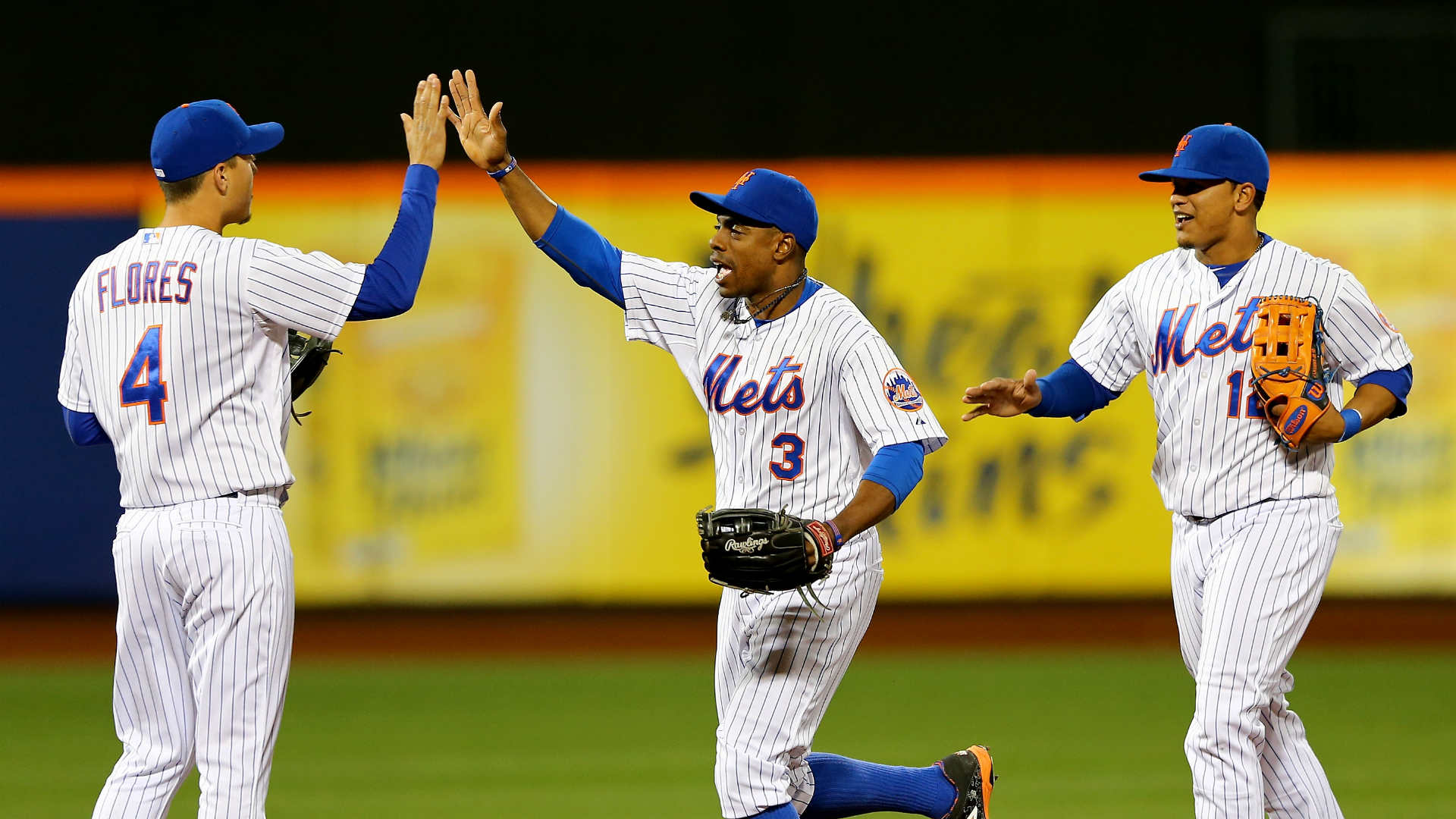 Cespedes, Syndergaard leave Mets' game vs Nats with injuries