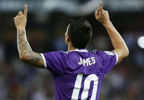 Casilla hails James strike