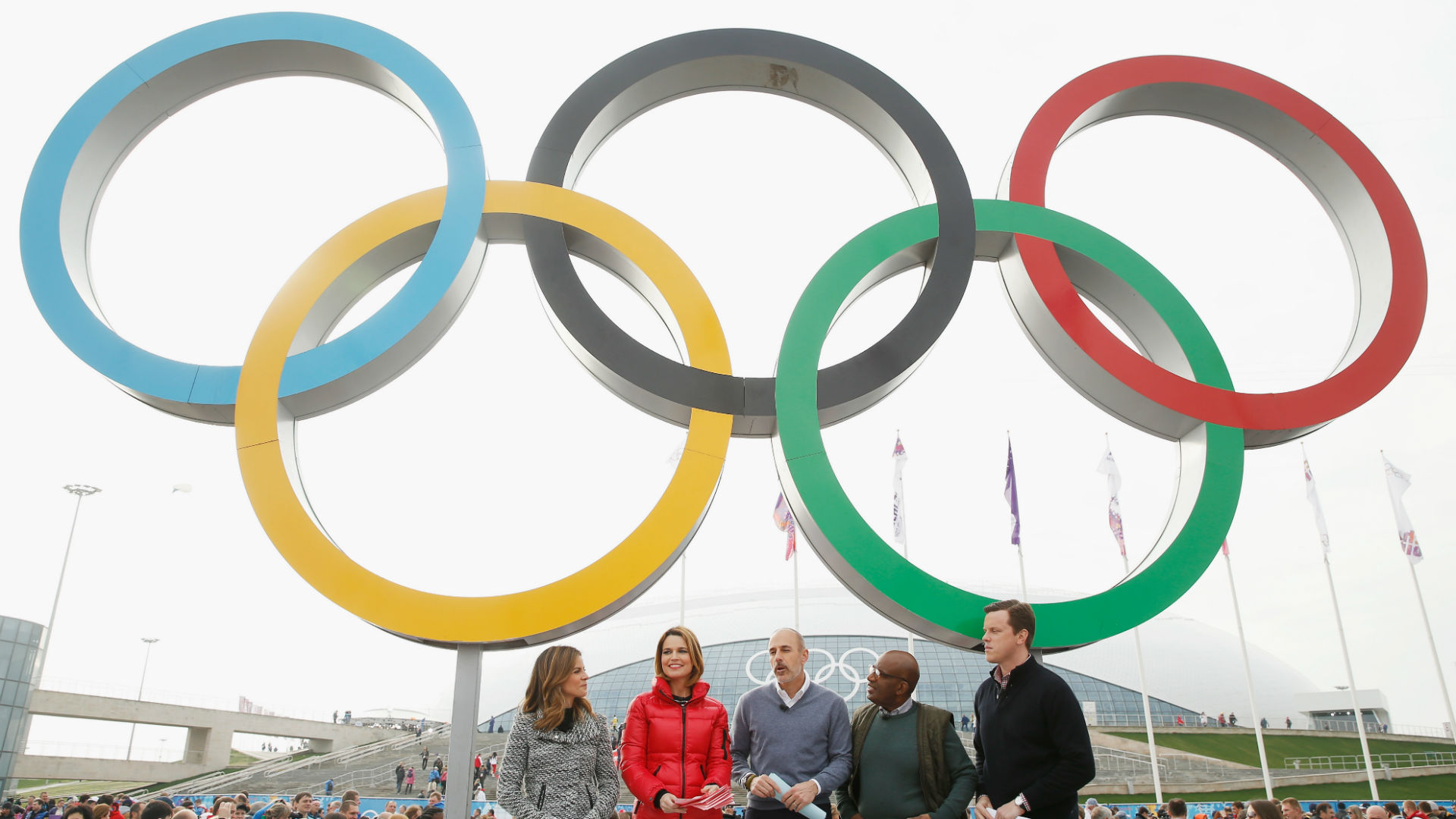 NBC to show Winter Olympics in all time zones at same time