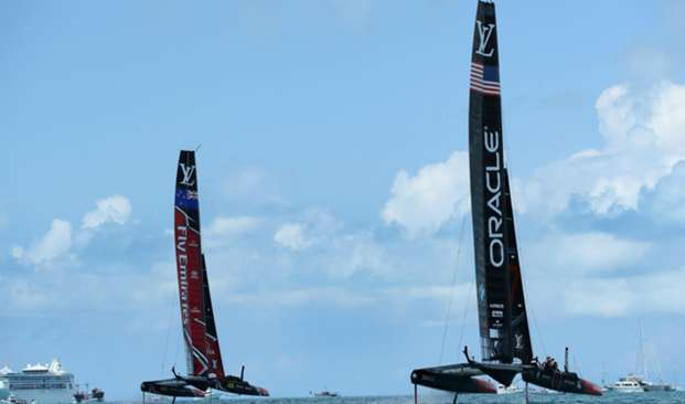 America's Cup - cropped