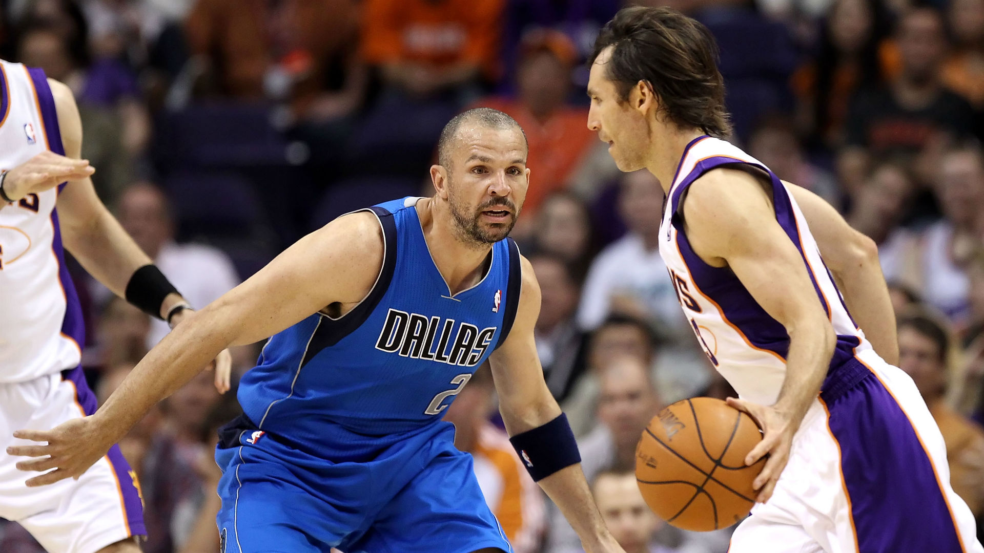 Jason Kidd and Steve Nash headed to HOF