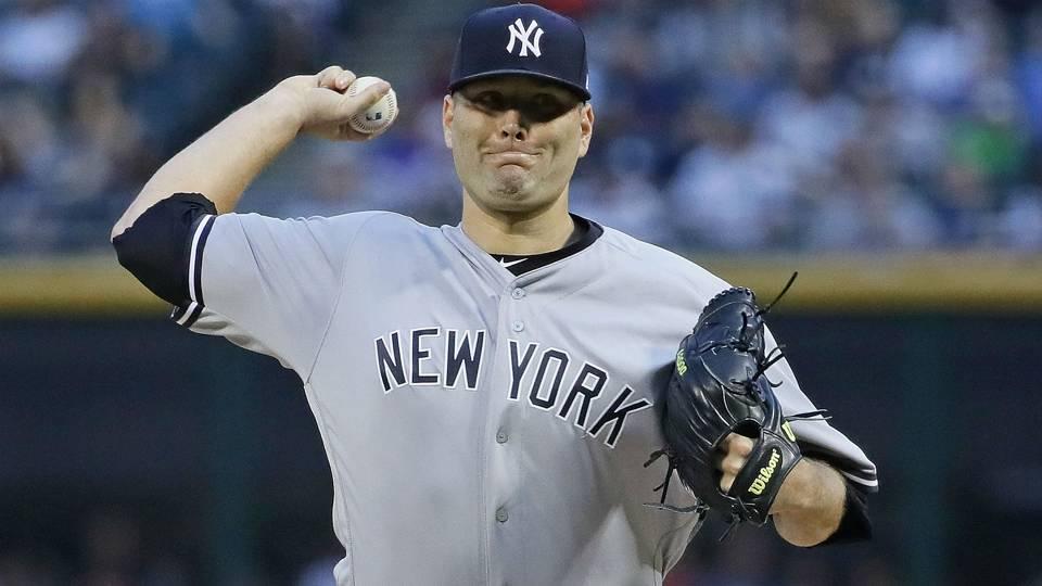 MLB wrap: Lance Lynn blanks White Sox in first Yankees start