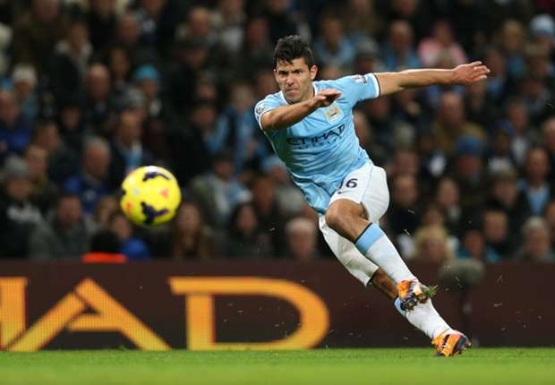 Pellegrini: Aguero a better player than Suarez