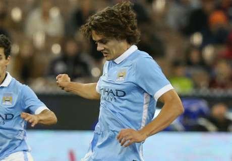 Genk huurt spits van Manchester City