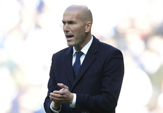 Zidane dismisses referee conspiracy theories ahead of Clasico