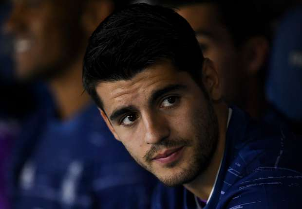 'He is someone special, it's a shame' – Mourinho accepts Morata unlikely to join Man Utd