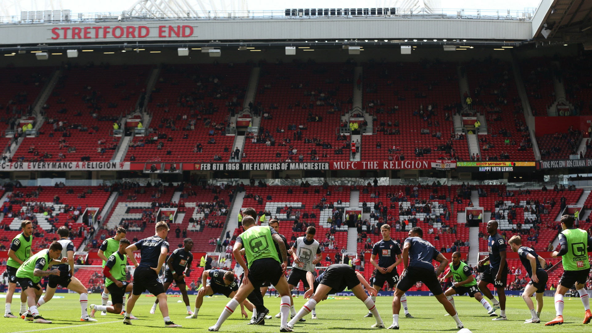Man United's Old Trafford stadium evacuated; match abandoned