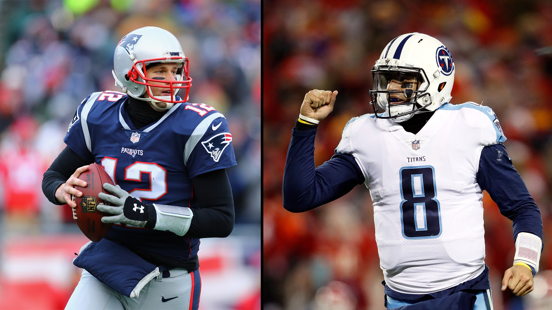 Patriots to host Titans in divisional round game Saturday night