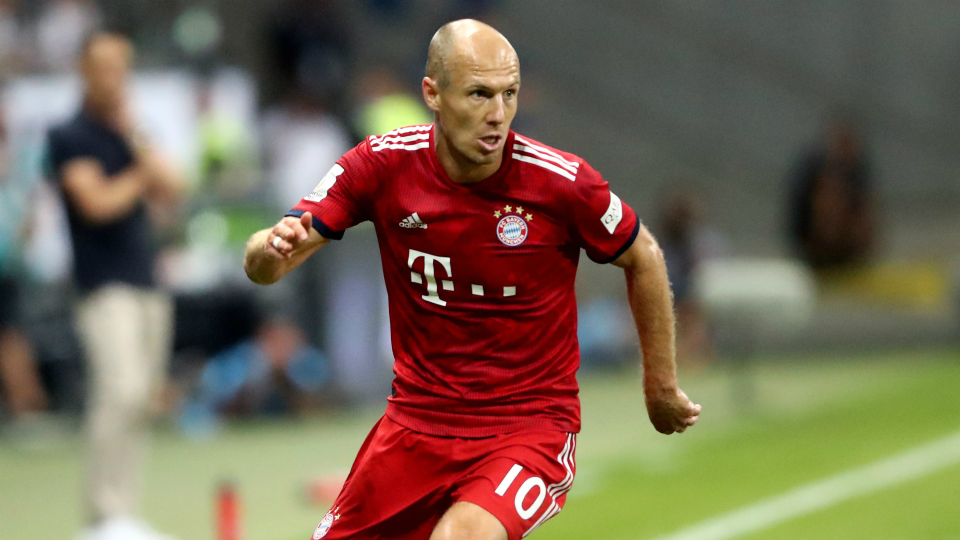 Robben to leave Bayern at season end