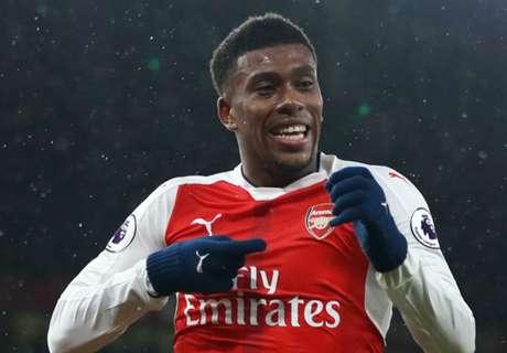 Iwobi: Arsenal showed determination