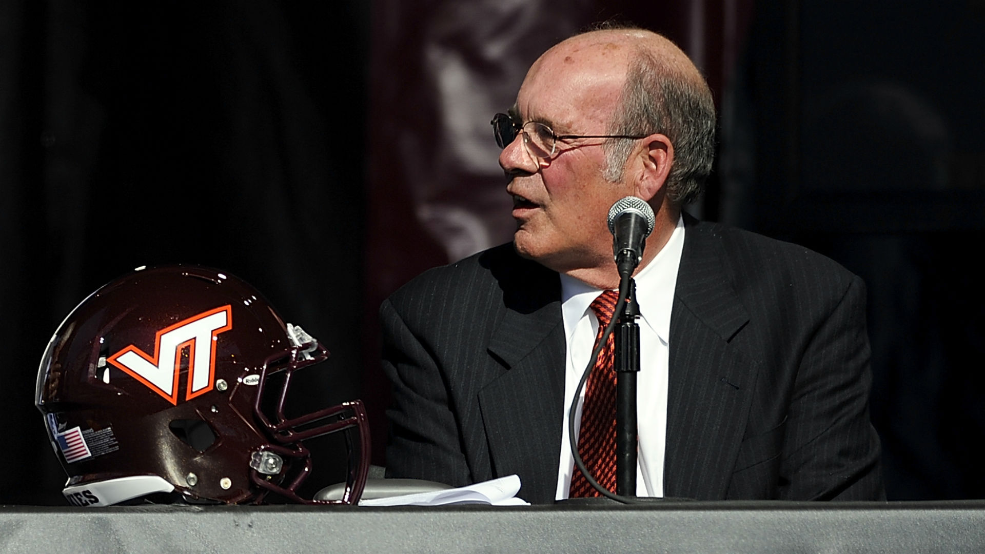 Former Virginia Tech AD Jim Weaver dies at 70