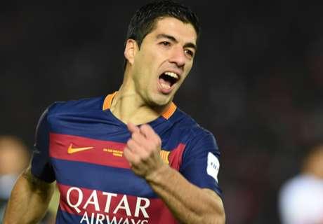 Sosa: Nacional wanted Suarez out