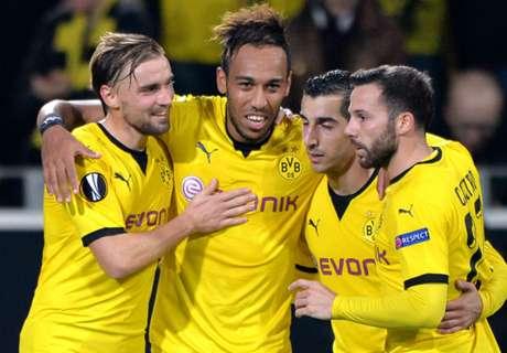 RATINGS: Dortmund 4-0 Qabala