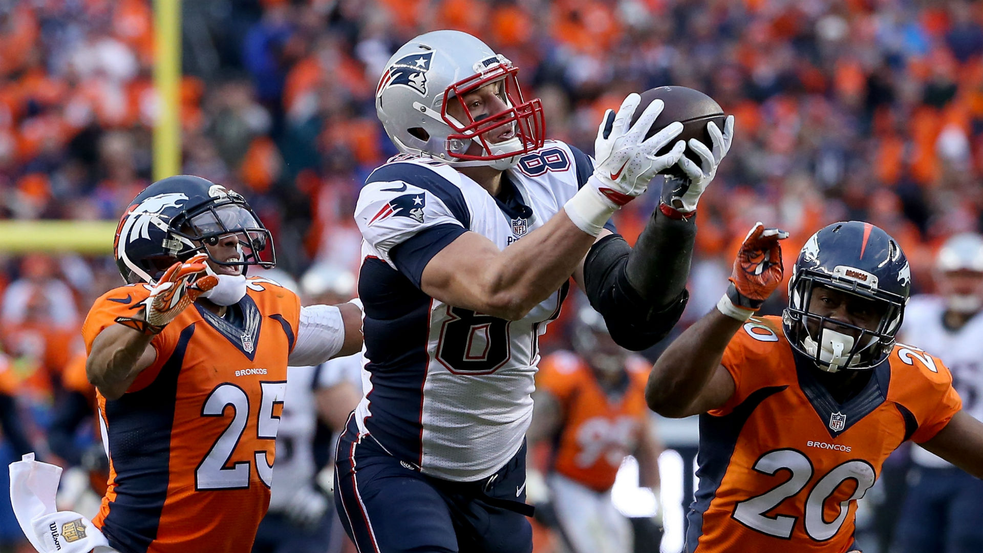 Cramping Rob Gronkowski nearly saved Patriots NFL