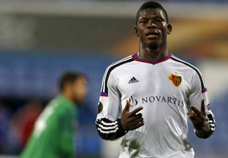 Basel rejects Wolfsburg's Embolo bid