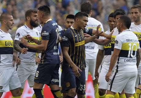 Tevez slams Gutierrez celebration