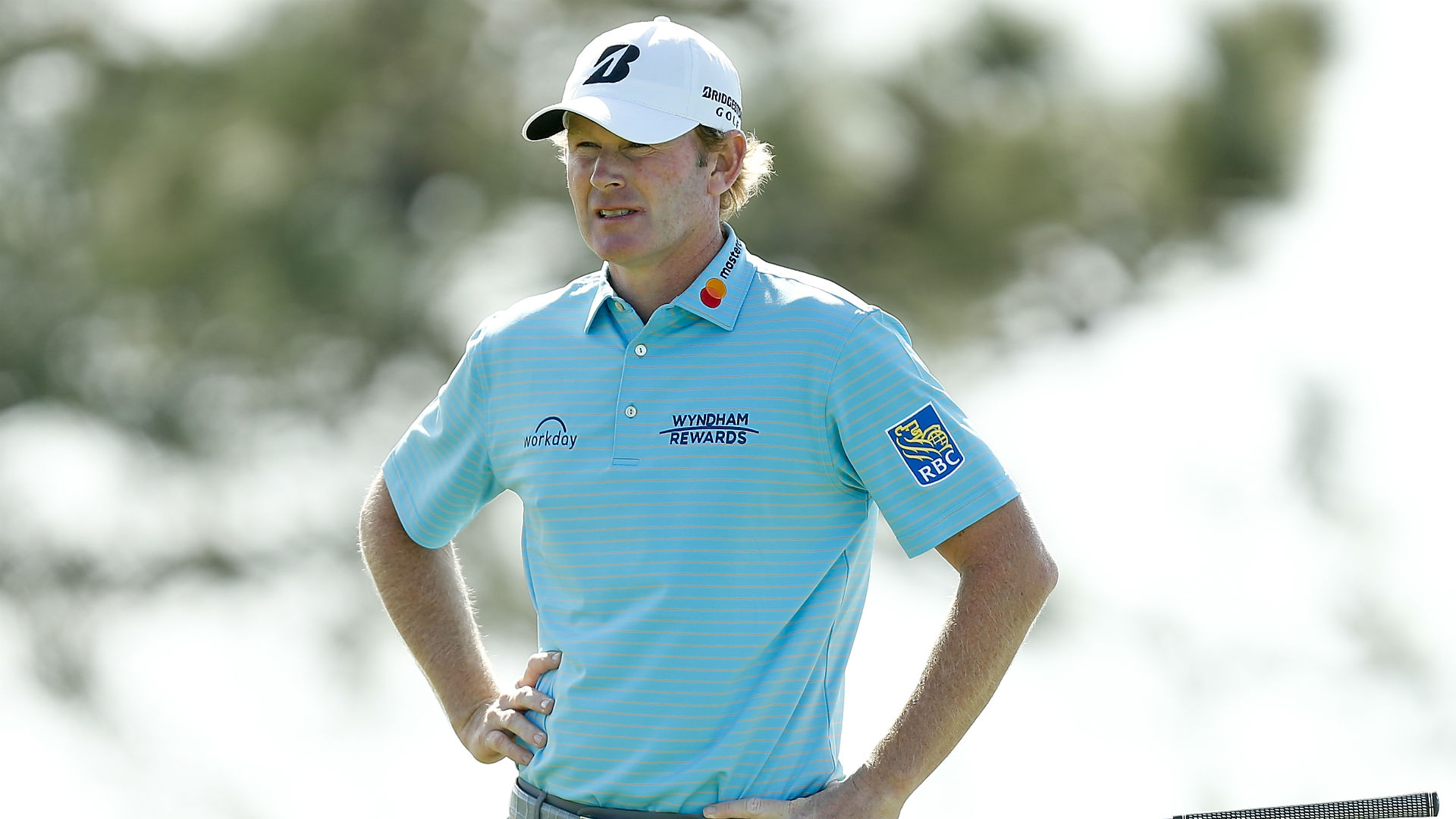 Brandt Snedeker withdraws from Northern Trust Open with back spasms