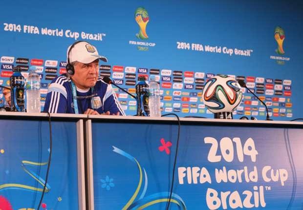 Sabella: Argentina needs to be perfect against Germany