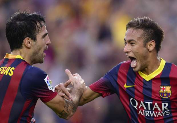 'It's been a long month' - Neymar revels in Barcelona return