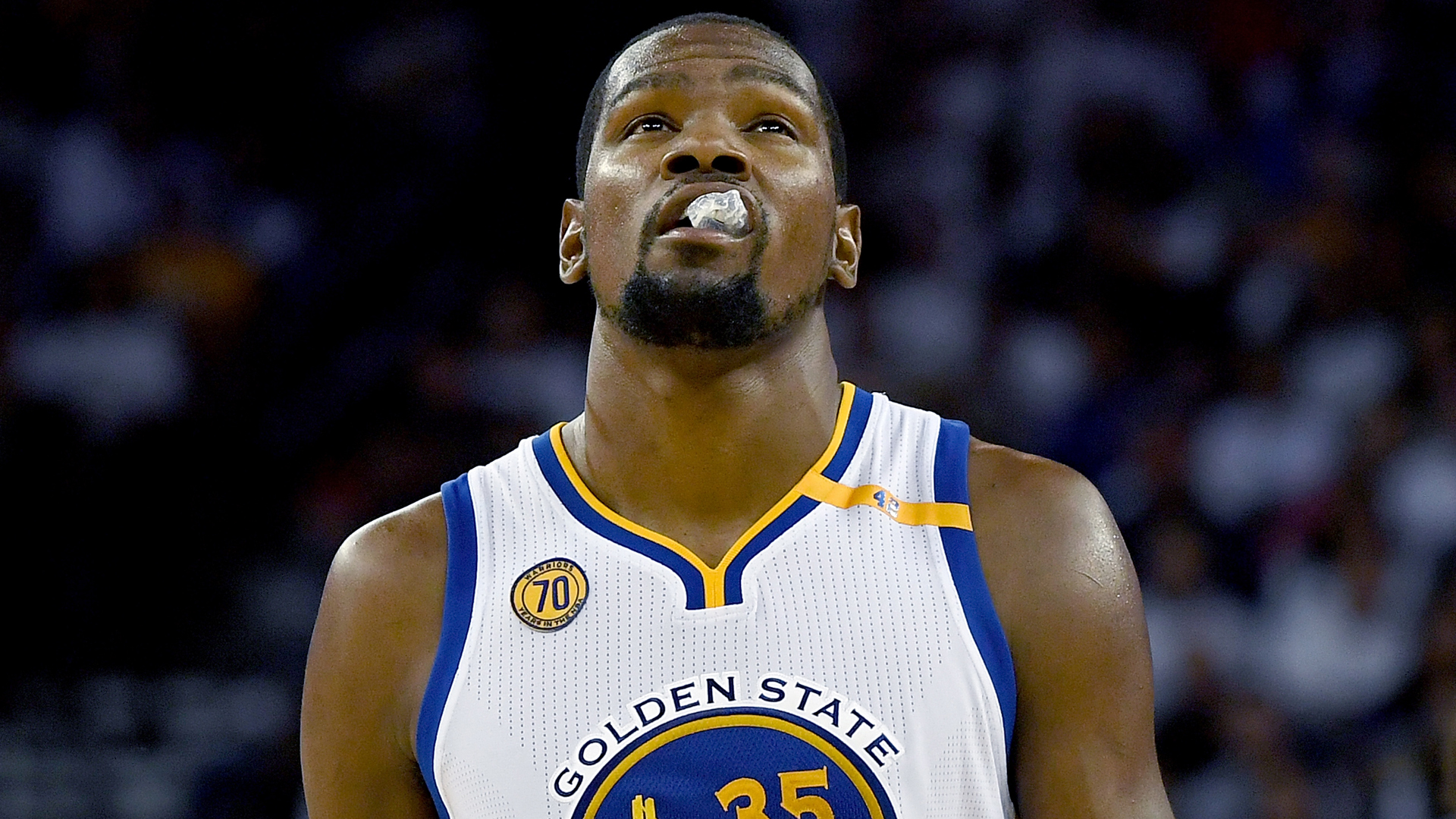 NBA playoffs 2017: Kevin Durant 'wants to play' Game 3 against Trail Blazers | NBA | Sporting News