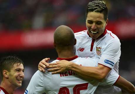 N'Zonzi sinks Atletico
