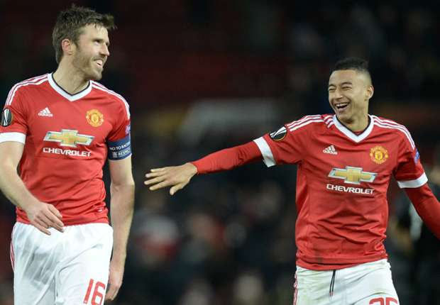 Carrick encouraged by Manchester United youth